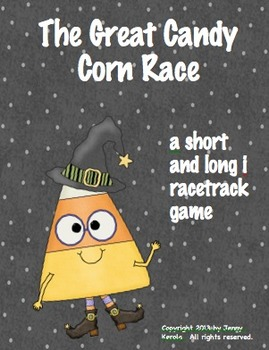 The Great Candy Corn Race- Long and Short I Game