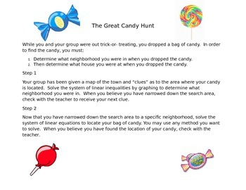 The Great Candy Hunt
