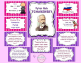 The Great Composers- Bulletin Board- Tchaikovsky
