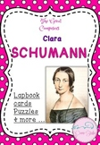 The Great Composers - Clara Schumann lapbook