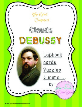 The Great Composers- Debussy