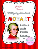 The Great Composers- Mozart Lapbook