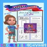 Social Skills -Julia Cook Compromise Classroom Activities
