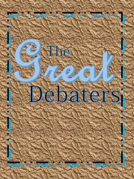 The Great Debaters: Film Viewing Guide