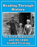 The Great Depression Guided Viewing Unit