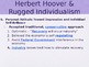 The Great Depression Herbert Hoover PowerPoint Lecture