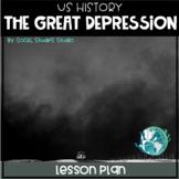 The Great Depression (No-Prep Lesson Plan)