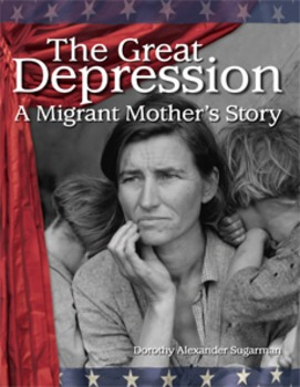 The Great Depression--Reader's Theater Script & Fluency Lesson