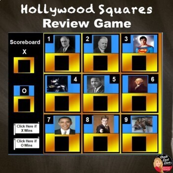 The Great Depression TEST & Review Games  - Editable (Secondary U.S. History)