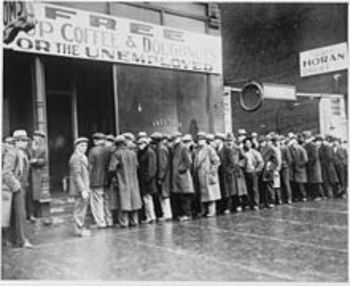 The Great Depression & The New Deal (1929 - 1940) Unit