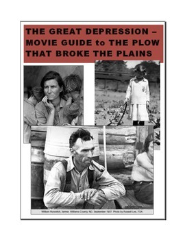 High School - The Great Depression - The Plow That Broke The Plains Video Guide