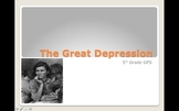 The Great Depression & U.S. Post WWI w/ Quiz SS5H4 SS5H5