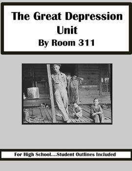 The Great Depression Unit