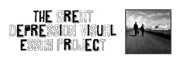 The Great Depression Visual Essay Project