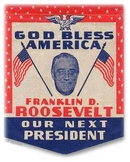 The Great Depression and FDR
