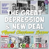 The Great Depression and New Deal PowerPoint
