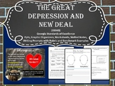 The Great Depression and New Deal SS5H3 (fifth Grade)