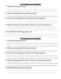 The Great Depression and the New Deal Mini Quiz  SS5H5