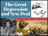 The Great Depression and the New Deal Primary Source Image
