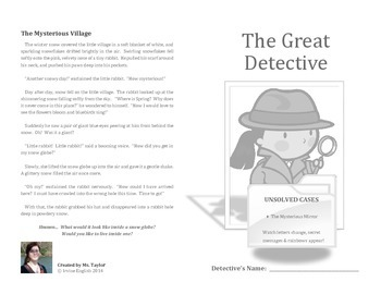 The Great Detective - Mirrors and Rainbows!