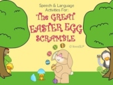 The Great Easter Egg Scramble: A Book Companion for Speech & Language