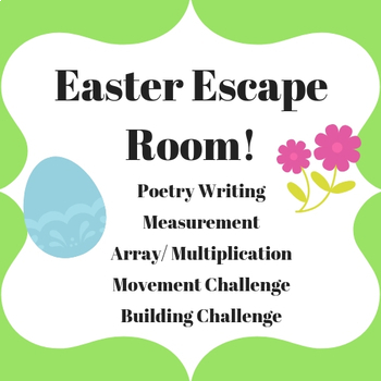 The Great Easter Escape Room