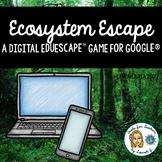Ecosystem Escape: A Digital EduEscape™ Game for Google®