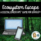 The Great Ecosystem Puzzle: A Digital Breakout Game for Google®