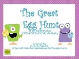 The Great Egg Hunt-A Differentiated CVC/CCVC/CVCC Activity