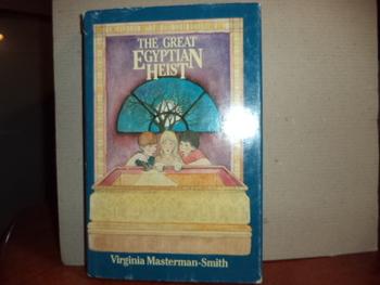 The Great Egyptian Heist  ISBN 0-590-07803-2
