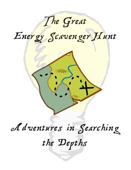 The Great Energy Scavenger Hunt
