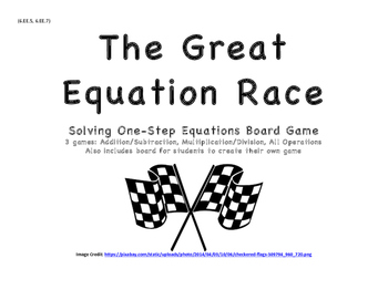 The Great Equation Race