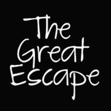 The Great Escape Font: Personal Use
