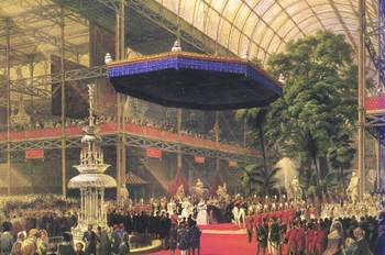 The Great Exhibition - The Crystal Palace