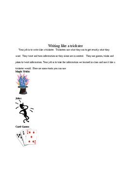 The Great Extender: Using writing to extend any lesson for any student