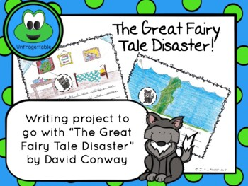The Great Fairy Tale Disaster Writing Project