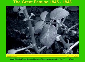 The Great Famine 1845 - 1848 - Bill Burton