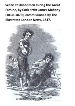 The Great Famine - Ireland Handout