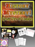 HISTORY MYSTERY The Great Fire of London 1666  - Primary e