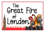The Great Fire of London Posters
