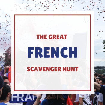 The Great French Scavenger Hunt