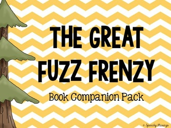 The Great Fuzz Frenzy Book Companion Pack