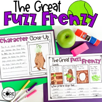 The Great Fuzz Frenzy: Interactive Read-Aloud Lesson Plans and Activities