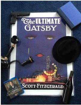 The Great Gatbsy Chapter by Chapter Questions-Quizzes & Keys