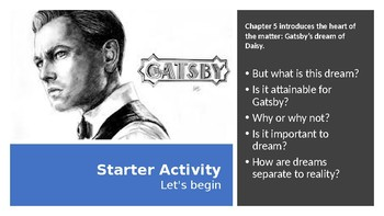 The Great Gatsby (6) Chapter 6