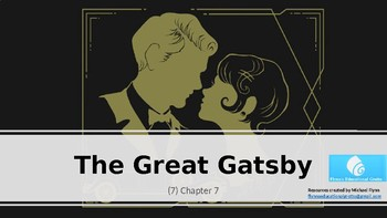The Great Gatsby (7) Chapter 7