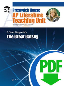 The Great Gatsby AP Teaching Unit