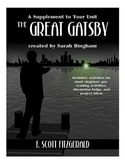 The Great Gatsby: Activities to Supplement Your Unit