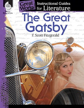 The Great Gatsby: An Instructional Guide for Literature (Physical book)