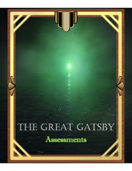 The Great Gatsby Assessments